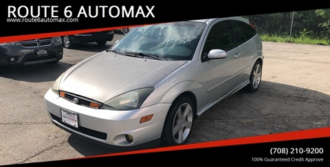 2002 Ford Focus SVT for sale in Markham, IL