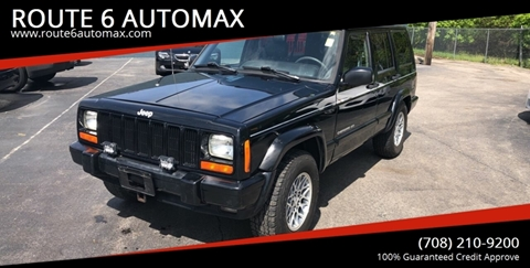 1999 Jeep Cherokee for sale in Markham, IL