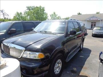1999 Lincoln Navigator for sale at ROUTE 6 AUTOMAX - THE AUTO EXCHANGE TRADE LOT in Harvey IL
