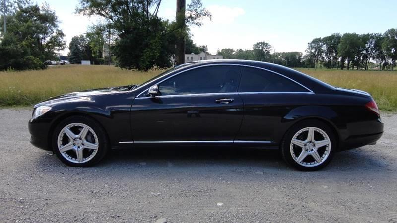 2007 Mercedes-Benz CL-Class for sale at ROUTE 6 AUTOMAX in Markham IL