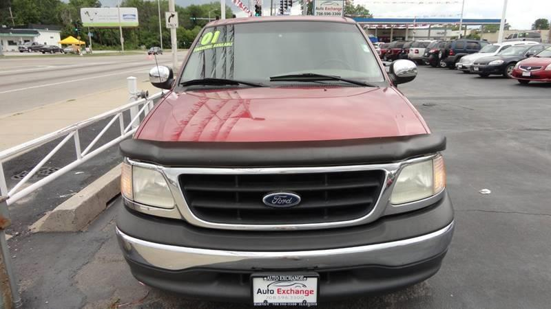 2001 Ford F-150 for sale at ROUTE 6 AUTOMAX - THE AUTO EXCHANGE in Harvey IL