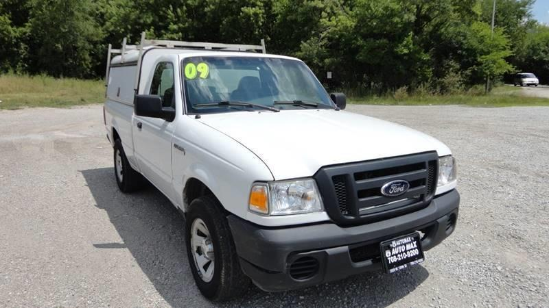 2009 Ford Ranger for sale at ROUTE 6 AUTOMAX - THE AUTO EXCHANGE TRADE LOT in Harvey IL