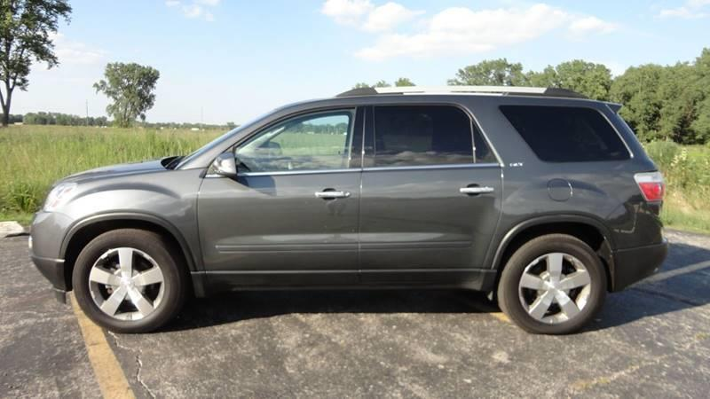 2011 GMC Acadia for sale at ROUTE 6 AUTOMAX in Markham IL