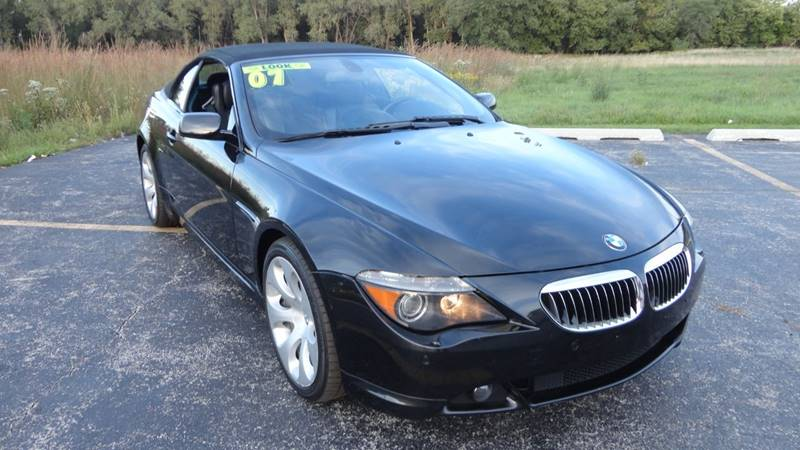 2007 BMW 6 Series for sale at ROUTE 6 AUTOMAX in Markham IL
