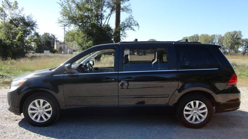 2012 Volkswagen Routan for sale at ROUTE 6 AUTOMAX in Markham IL
