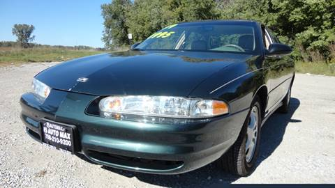 1999 Oldsmobile Intrigue for sale at ROUTE 6 AUTOMAX in Markham IL