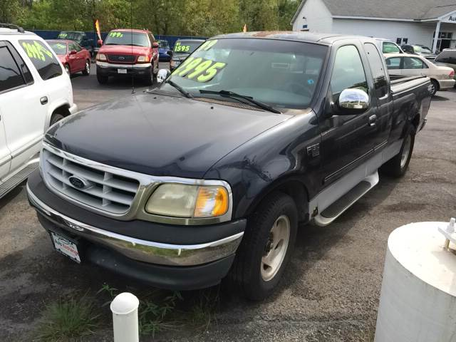 1999 Ford F-150 for sale at ROUTE 6 AUTOMAX - THE AUTO EXCHANGE TRADE LOT in Harvey IL