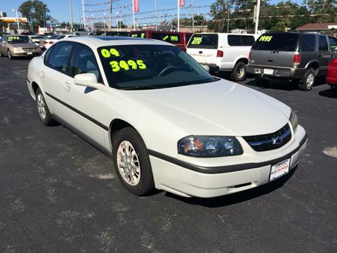 2004 Chevrolet Impala for sale in Harvey, IL