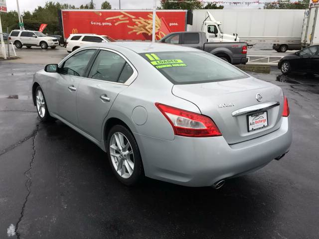 2011 Nissan Maxima for sale at ROUTE 6 AUTOMAX - THE AUTO EXCHANGE in Harvey IL