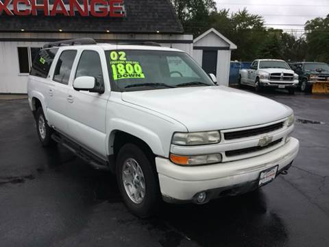 2002 Chevrolet Suburban for sale in Harvey, IL