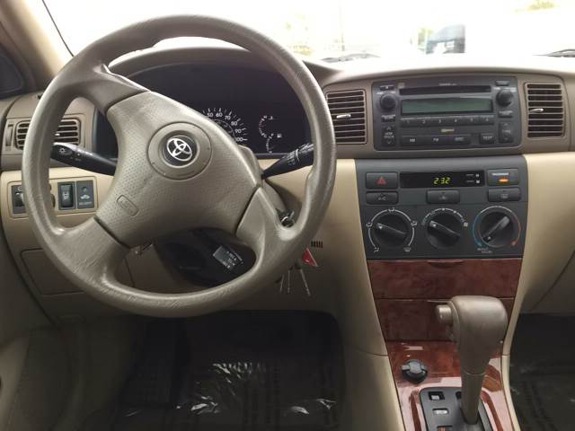 2008 Toyota Corolla for sale at ROUTE 6 AUTOMAX - THE AUTO EXCHANGE in Harvey IL
