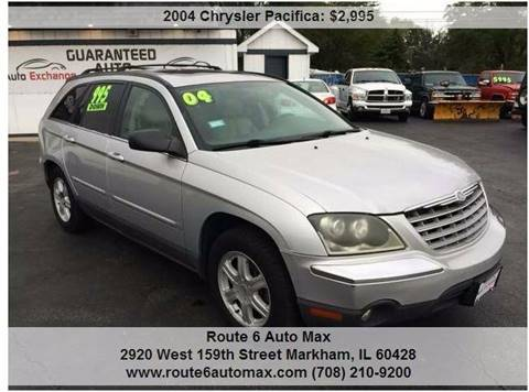 2004 Chrysler Pacifica for sale at ROUTE 6 AUTOMAX - THE AUTO EXCHANGE in Harvey IL