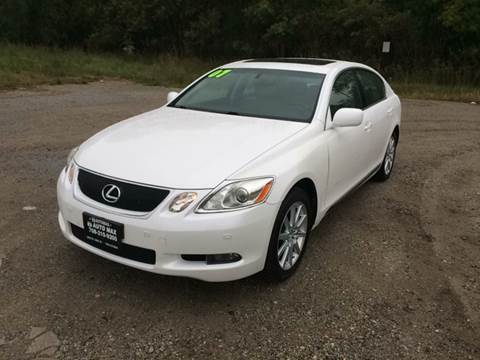 2007 Lexus GS 350 for sale at ROUTE 6 AUTOMAX in Markham IL