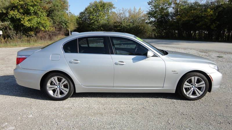 2009 BMW 5 Series for sale at ROUTE 6 AUTOMAX in Markham IL
