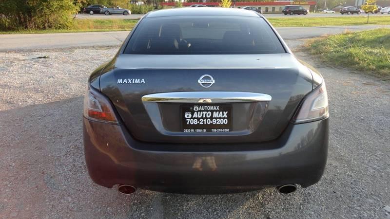 2013 Nissan Maxima for sale at ROUTE 6 AUTOMAX in Markham IL