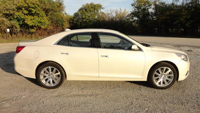 2013 Chevrolet Malibu for sale at ROUTE 6 AUTOMAX in Markham IL