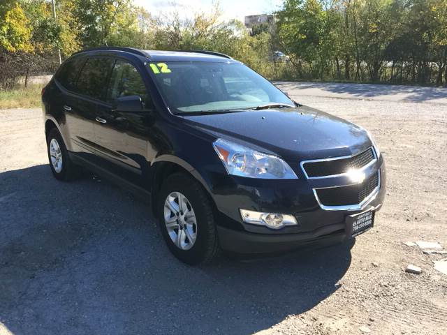 2012 Chevrolet Traverse for sale at ROUTE 6 AUTOMAX in Markham IL