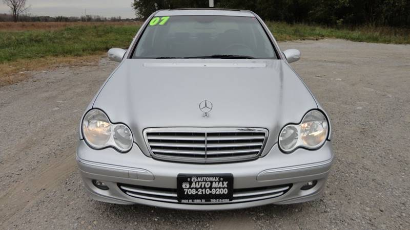 2007 Mercedes-Benz C-Class for sale at ROUTE 6 AUTOMAX in Markham IL