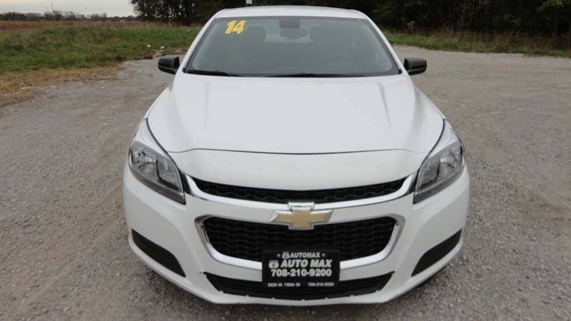 2014 Chevrolet Malibu for sale at ROUTE 6 AUTOMAX in Markham IL