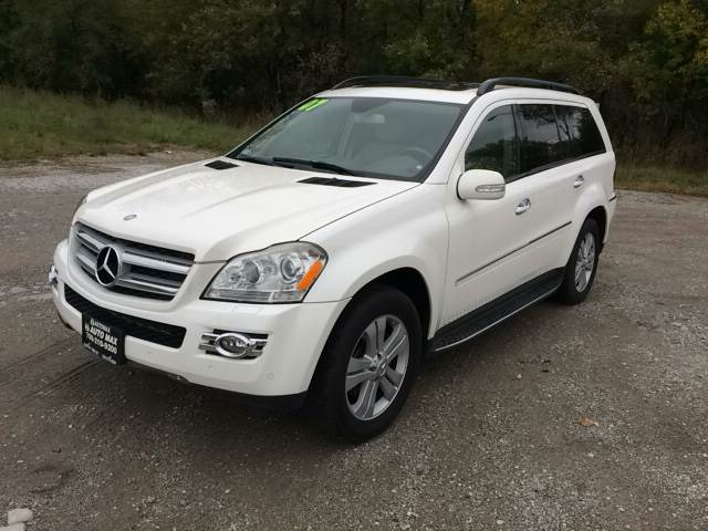 2007 Mercedes-Benz GL-Class for sale at ROUTE 6 AUTOMAX in Markham IL