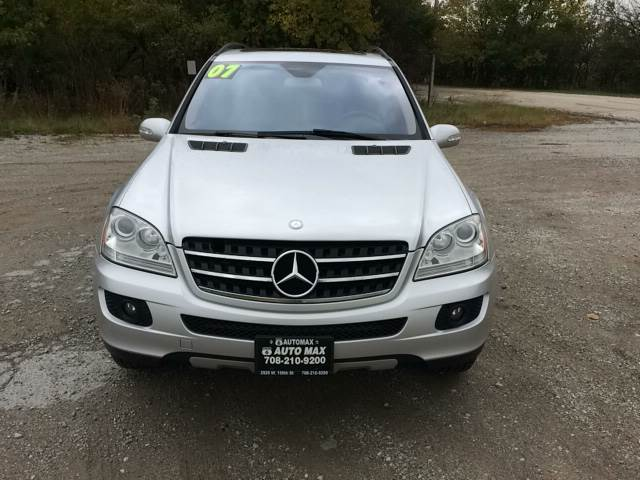 2007 Mercedes-Benz M-Class for sale at ROUTE 6 AUTOMAX in Markham IL