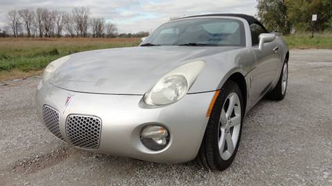 2008 Pontiac Solstice for sale at ROUTE 6 AUTOMAX in Markham IL