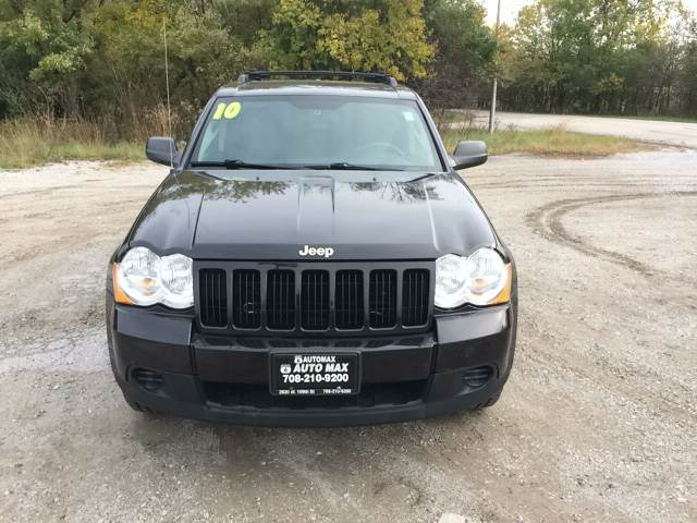 2010 Jeep Grand Cherokee for sale at ROUTE 6 AUTOMAX in Markham IL