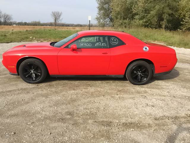 2015 Dodge Challenger for sale at ROUTE 6 AUTOMAX in Markham IL