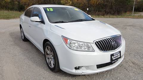 2013 Buick LaCrosse for sale at ROUTE 6 AUTOMAX in Markham IL