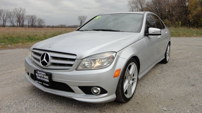 2010 Mercedes-Benz C-Class for sale at ROUTE 6 AUTOMAX in Markham IL