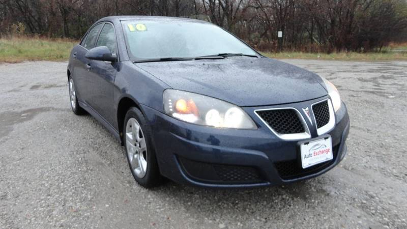 2010 Pontiac G6 for sale at ROUTE 6 AUTOMAX in Markham IL