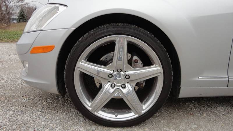 2007 Mercedes-Benz S-Class for sale at ROUTE 6 AUTOMAX in Markham IL
