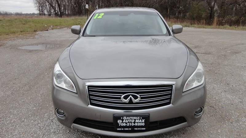 2012 Infiniti M56 for sale at ROUTE 6 AUTOMAX in Markham IL