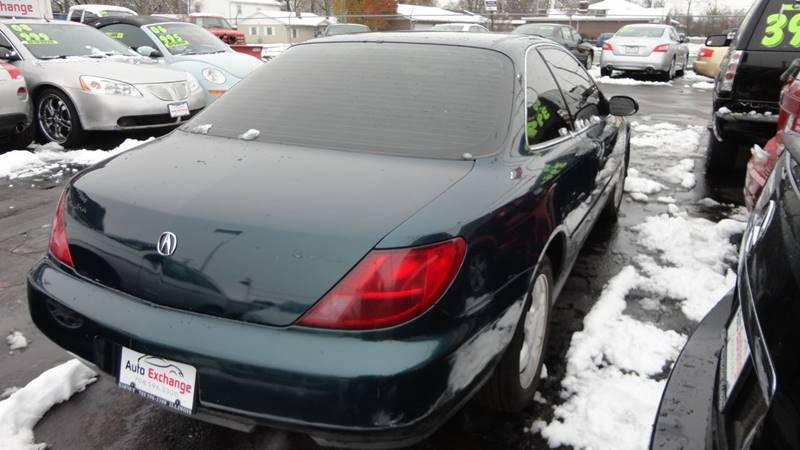 1997 Acura CL for sale at ROUTE 6 AUTOMAX - THE AUTO EXCHANGE in Harvey IL