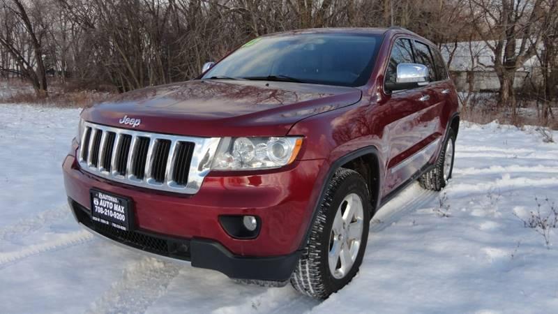 2012 Jeep Grand Cherokee for sale at ROUTE 6 AUTOMAX in Markham IL