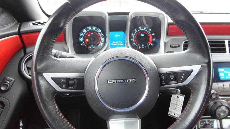 2011 Chevrolet Camaro for sale at ROUTE 6 AUTOMAX in Markham IL