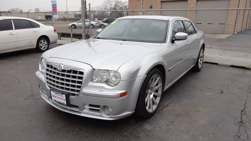 2006 Chrysler 300 SRT8 In Markham IL  ROUTE 6 AUTOMAX