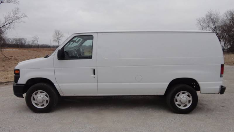 2013 Ford E-Series Cargo for sale at ROUTE 6 AUTOMAX in Markham IL