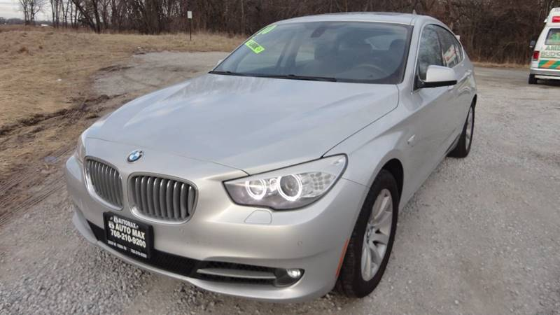 2010 BMW 5 Series for sale at ROUTE 6 AUTOMAX in Markham IL