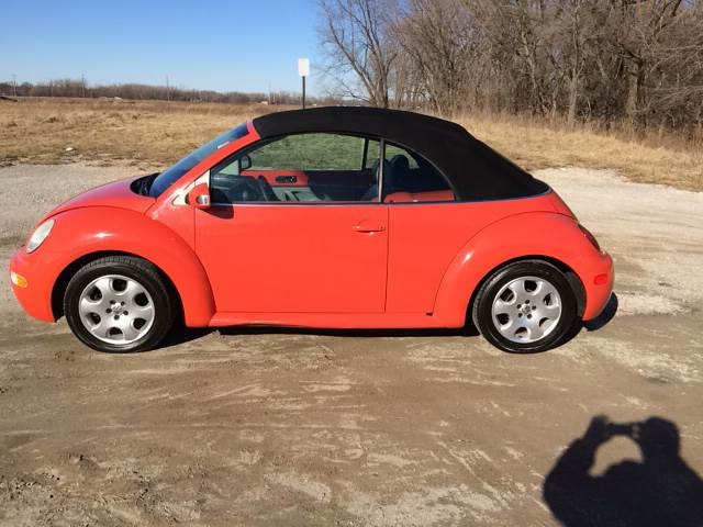 2003 Volkswagen New Beetle for sale at ROUTE 6 AUTOMAX - THE AUTO EXCHANGE in Harvey IL