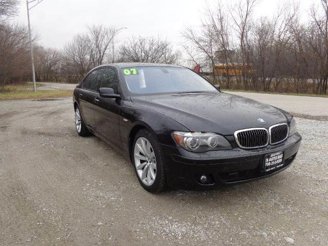 2007 BMW 7 Series for sale at ROUTE 6 AUTOMAX in Markham IL