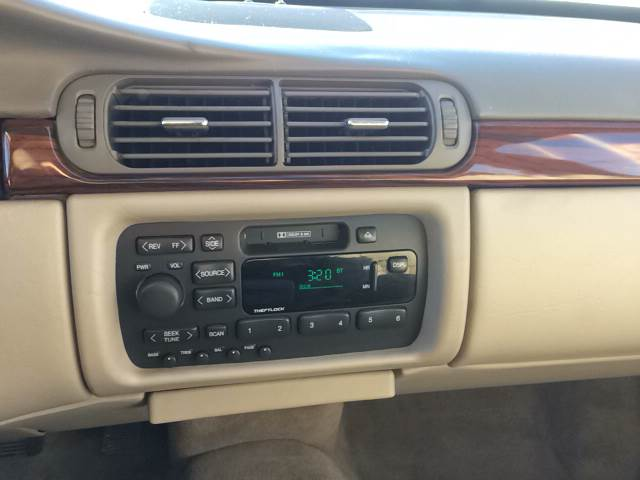 1999 Cadillac DeVille for sale at ROUTE 6 AUTOMAX - THE AUTO EXCHANGE TRADE LOT in Harvey IL