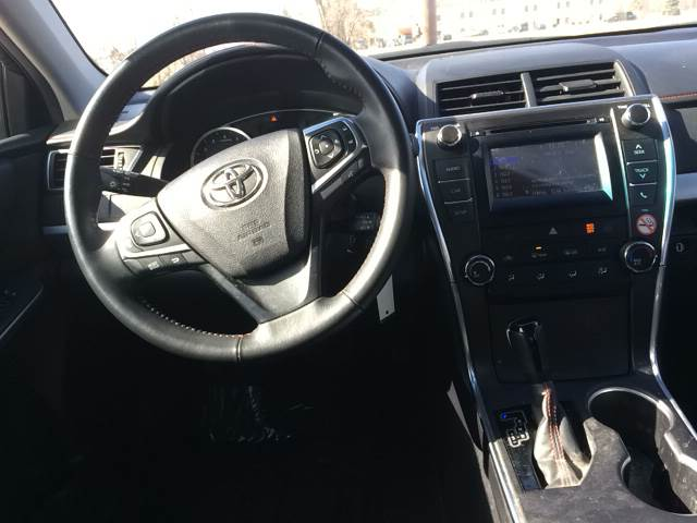 2015 Toyota Camry for sale at ROUTE 6 AUTOMAX in Markham IL