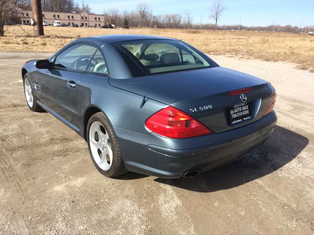 2004 Mercedes-Benz SL-Class for sale at ROUTE 6 AUTOMAX in Markham IL