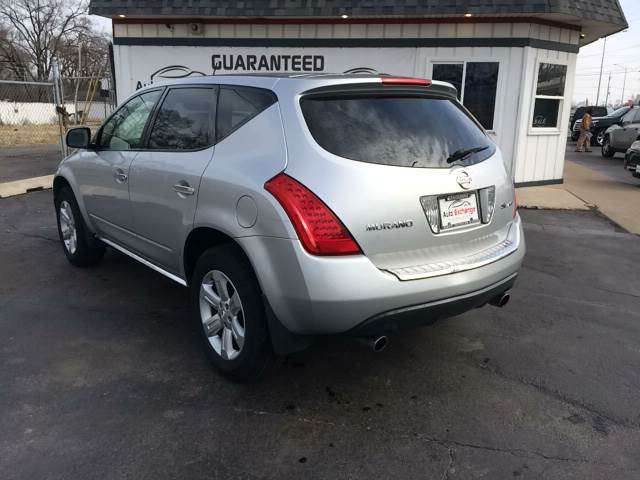 2006 Nissan Murano for sale at ROUTE 6 AUTOMAX - THE AUTO EXCHANGE in Harvey IL