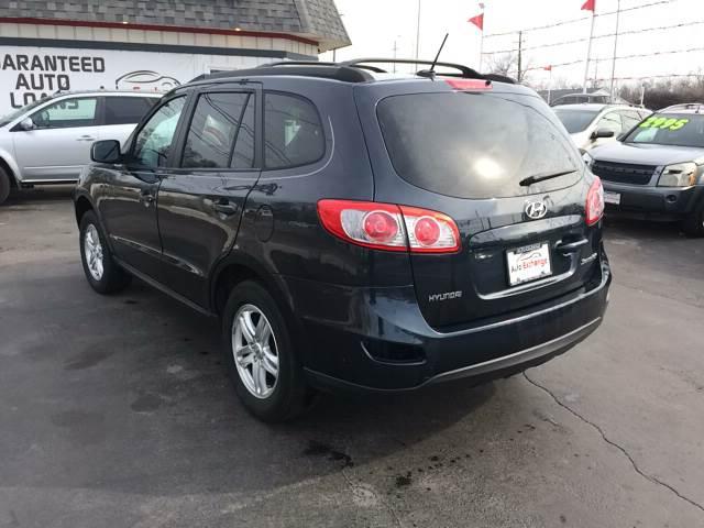 2011 Hyundai Santa Fe for sale at ROUTE 6 AUTOMAX - THE AUTO EXCHANGE in Harvey IL