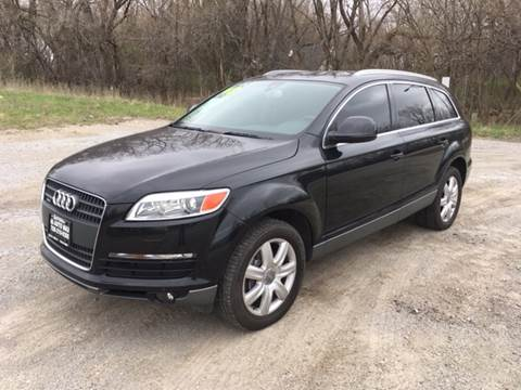 2008 Audi Q7 for sale at ROUTE 6 AUTOMAX in Markham IL