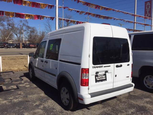 2013 Ford Transit Connect for sale at ROUTE 6 AUTOMAX - THE AUTO EXCHANGE TRADE LOT in Harvey IL