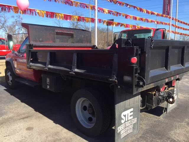 1998 Chevrolet C/K 3500 Series for sale at ROUTE 6 AUTOMAX - THE AUTO EXCHANGE TRADE LOT in Harvey IL