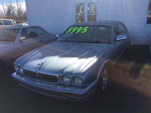 1997 Jaguar XJ-Series for sale at ROUTE 6 AUTOMAX - THE AUTO EXCHANGE TRADE LOT in Harvey IL
